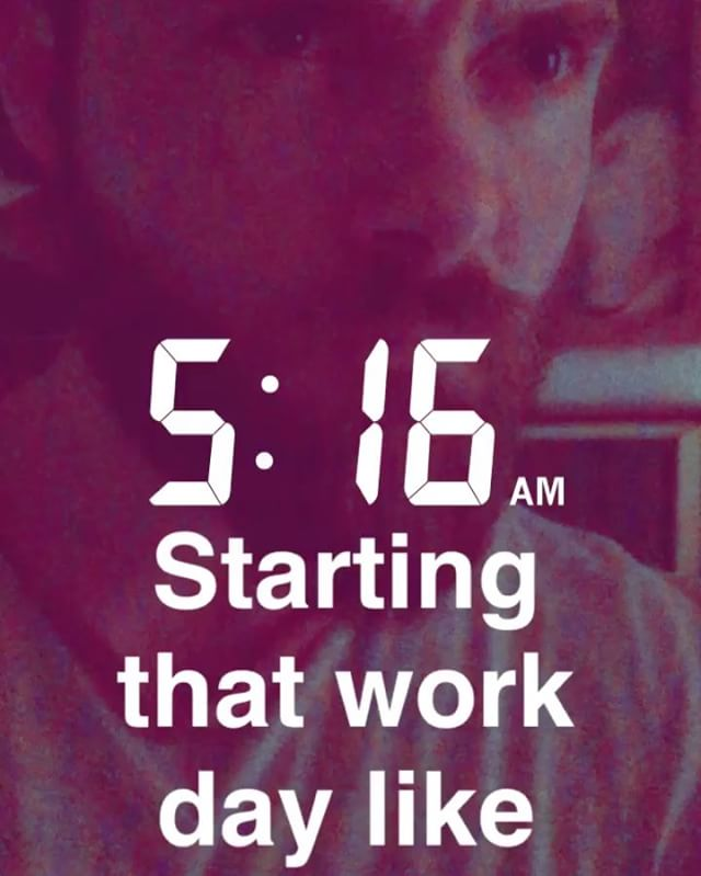 Slay the day fo that slayers pay... #workaholic #workworkwork #beard #slay #yas